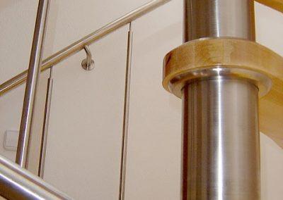 Detail točité schodisko 4
