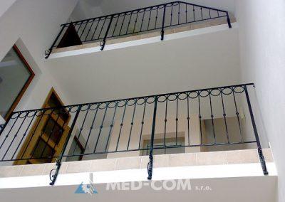 Kovaný balkón - galéria