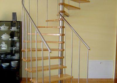 Točité schodisko 2
