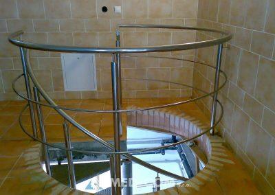 Točité schodisko 4