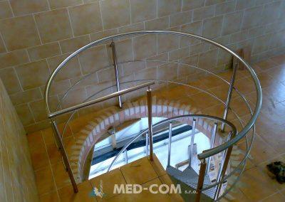 Točité schodisko 5