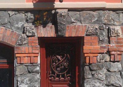 Vchodová lampa